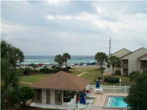Miramar Beach Short Sale Condo